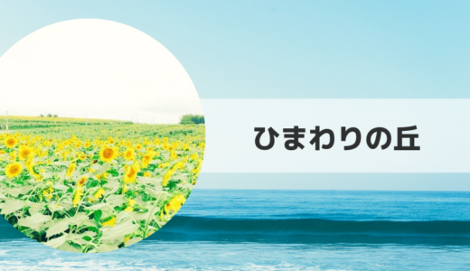 2019|ひまわりの丘の見頃時期・開花状況とアクセス方法【宮城県】